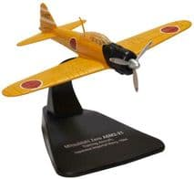 OXFORD DIECAST AC092 1:72 SCALE Mitsubishi A6M2 Imperial Japanese Navy