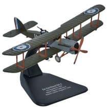 OXFORD DIECAST AD002 1:72  SCALE De Haviland DH4 RNAS 212 Squadron