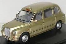 OXFORD DIECAST TX4002 0 SCALE TX4 Taxi Gold