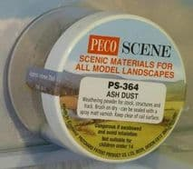 PECO PS-364 Ash Dust Weathering Powder