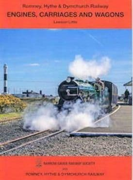 ROMNEY, HYTHE & DYMCHURCH ENGINE,CARRIAGES & WAGONS ISBN: 9780993438653