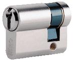 ACC1753 ISEO F5 - 5 Pin Euro Profile Half Cylinder