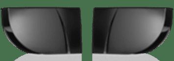 SAP4170-2 BEA FlatScan 3D Set R/H & L/H for closing faces on a pair of doors